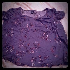 Torrid blouse, size 1
